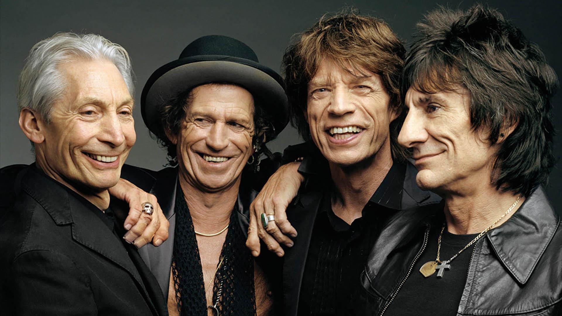 The Rolling Stones de 1964 à 2020 11