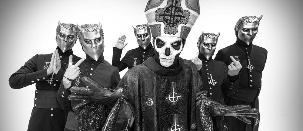 Ghost : Vidéos, photos live, biographie…