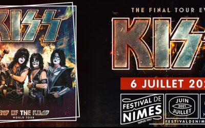 KISS Festival de NÎMES 2021
