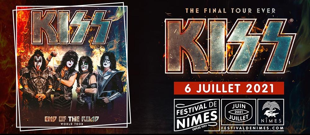 KISS Festival de NÎMES 2021 4