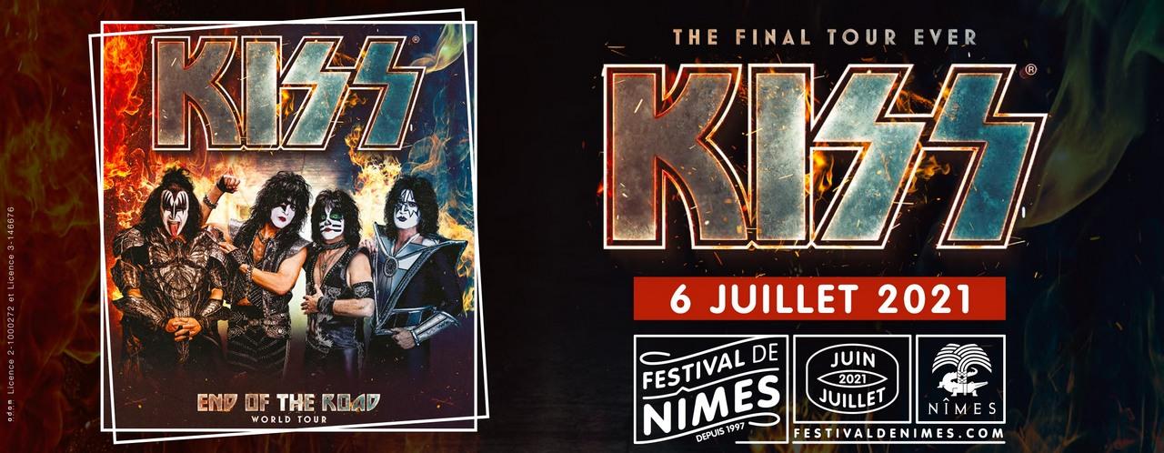 KISS Festival de NÎMES
