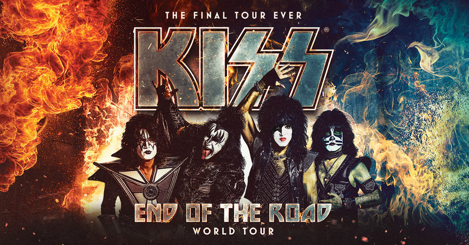 Le groupe KISS au Festival de NÎMES 2021