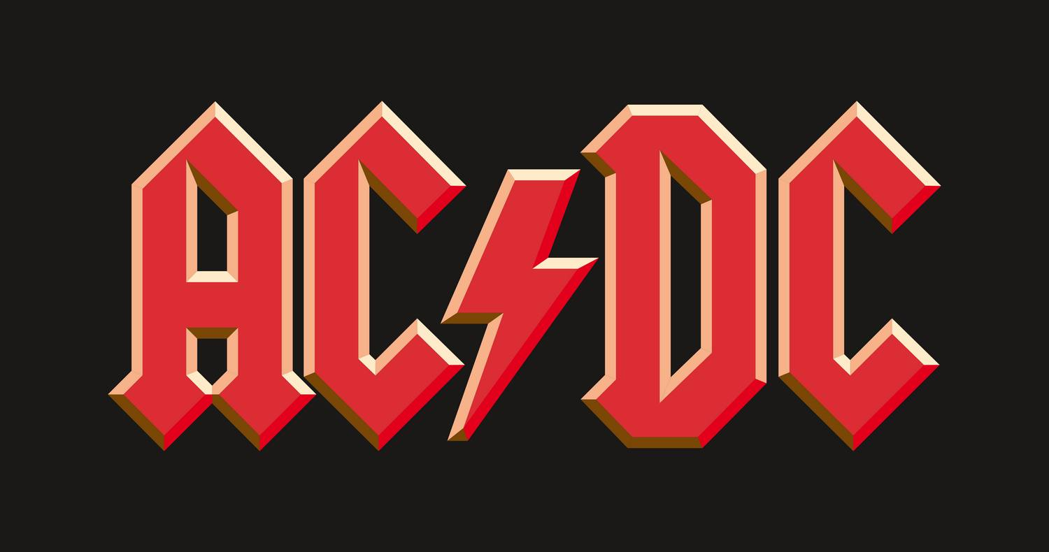ACDC power up - ACDC Back in black