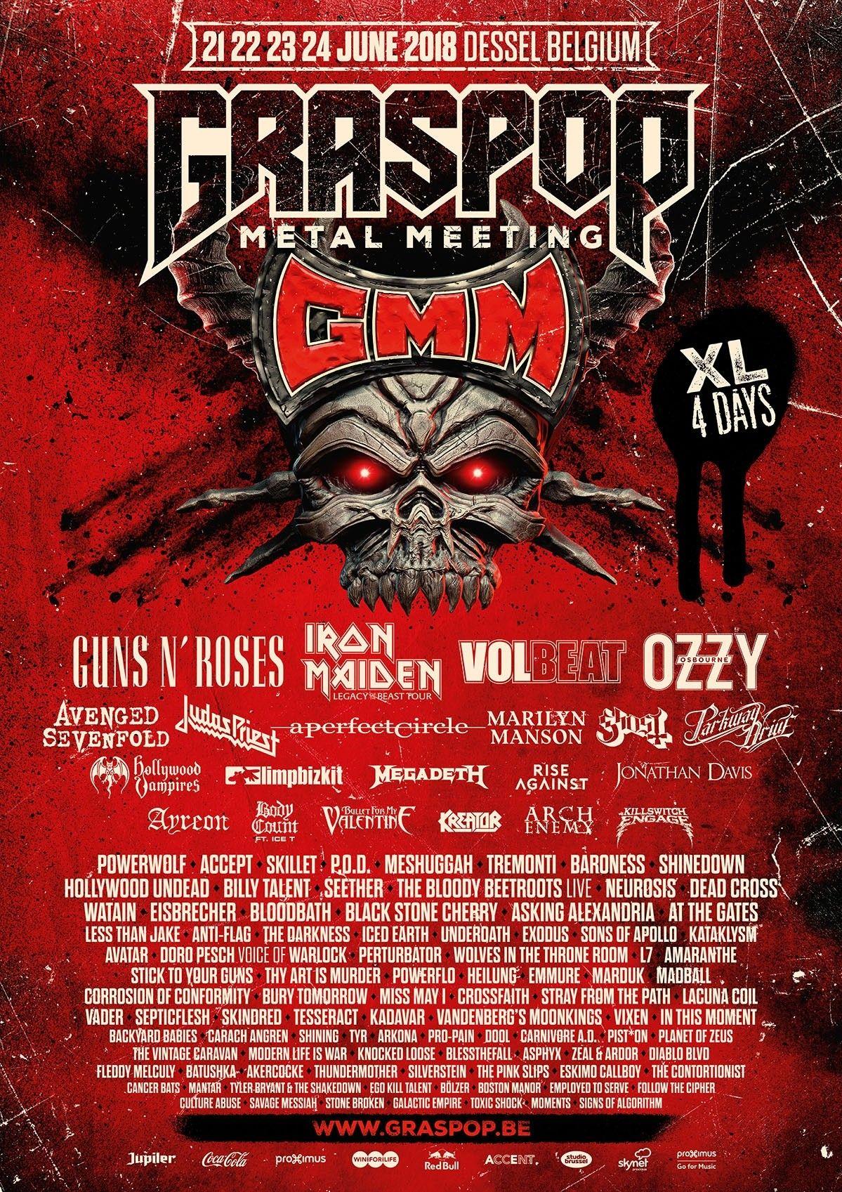 Graspop Metal Meeting 2