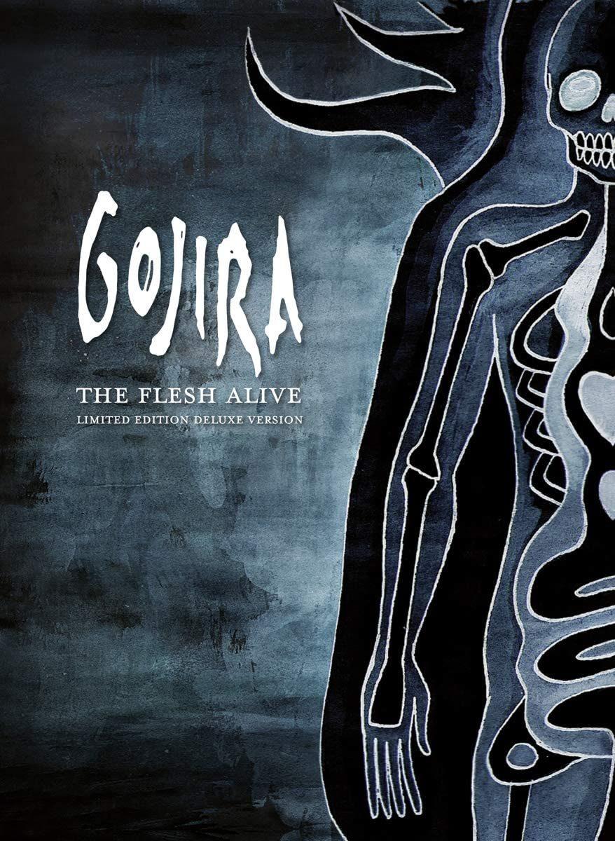 GOJIRA the flesh alive