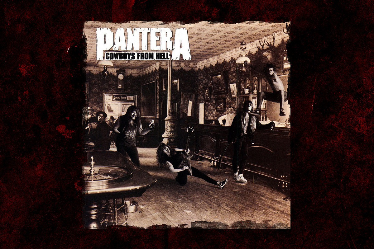 PANTERA: COWBOYS FROM HELL 1990
