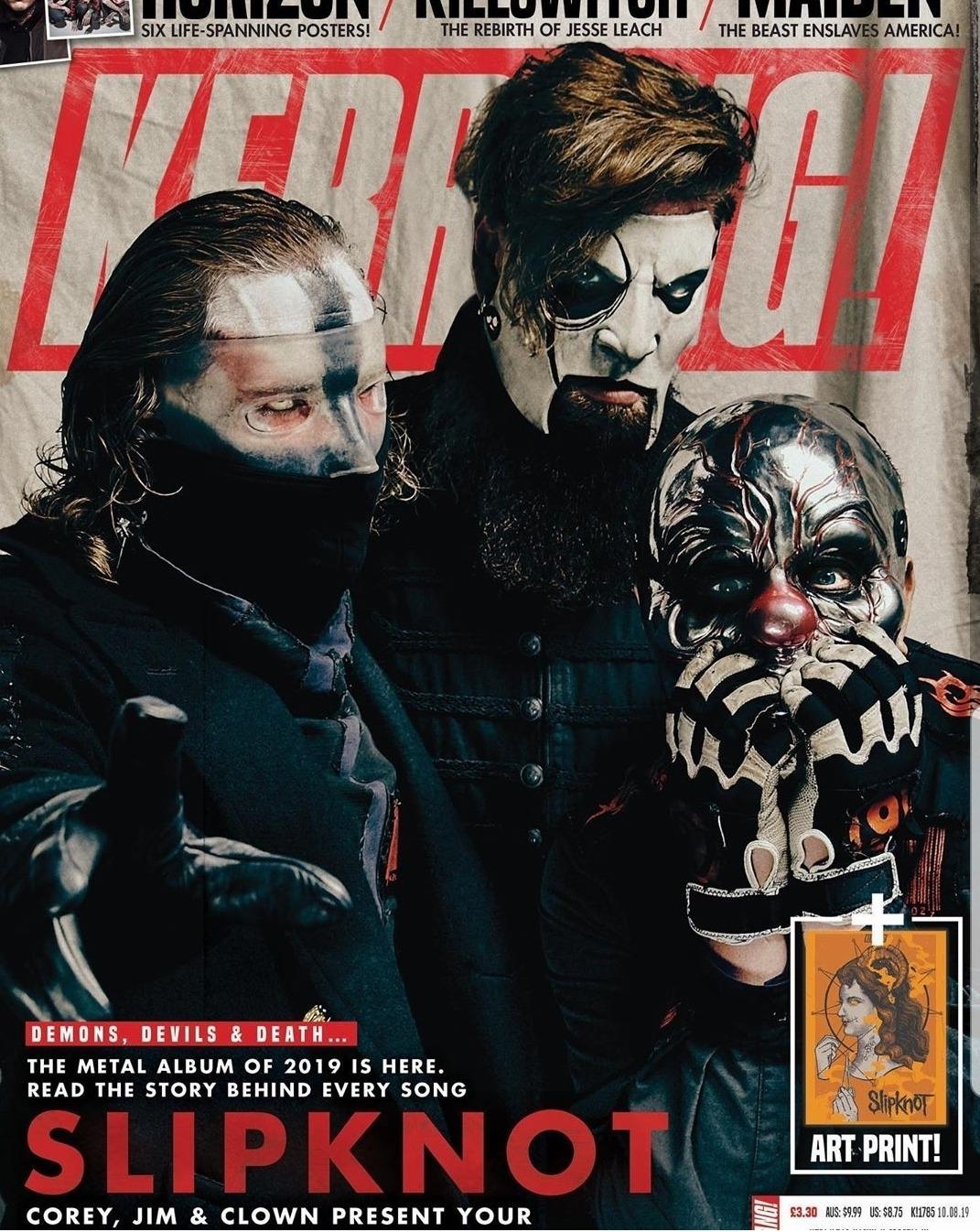 kerrang magazine photo metal photographe concert 4