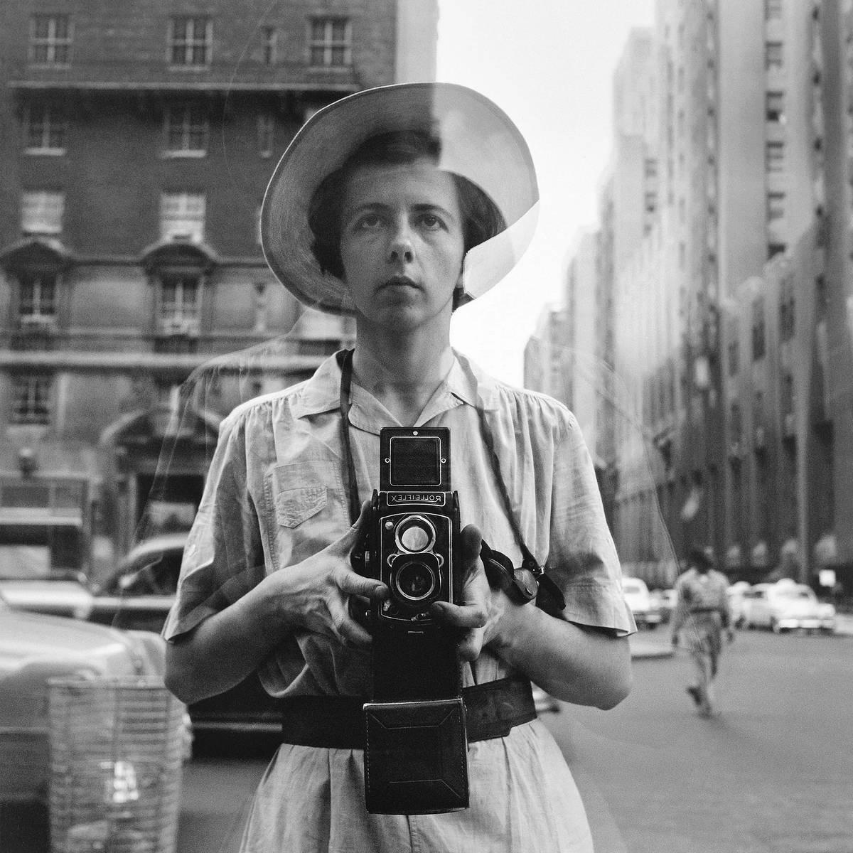 photographe célèbre Vivian Maier