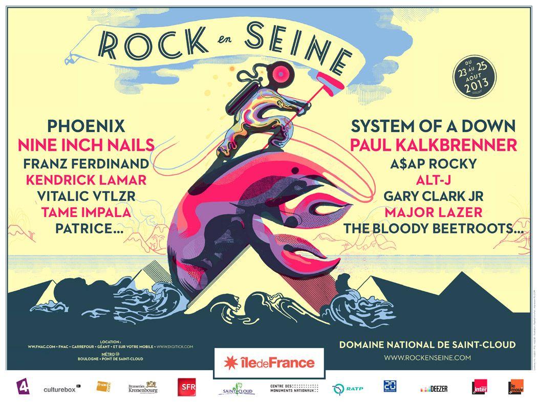 Rock en Seine 2020
