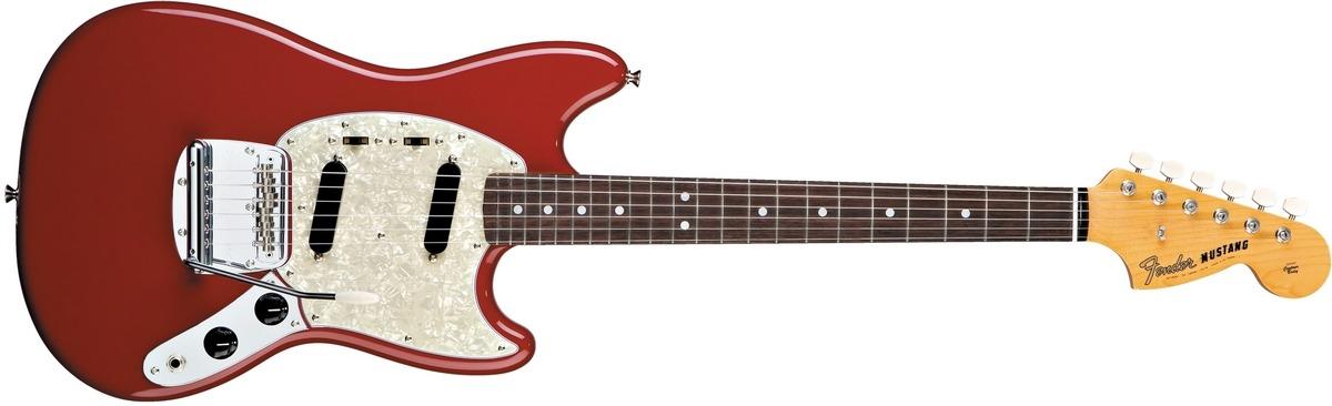 fender classic 65 mustang 126911