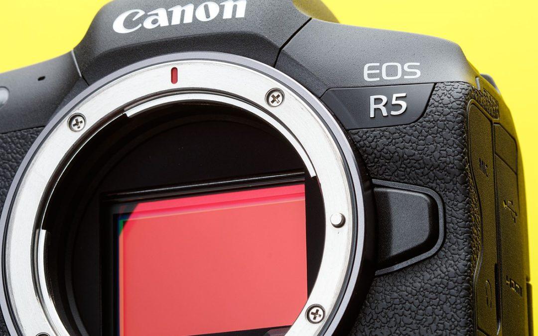 Canon R5 : Tout savoir sur le boitier