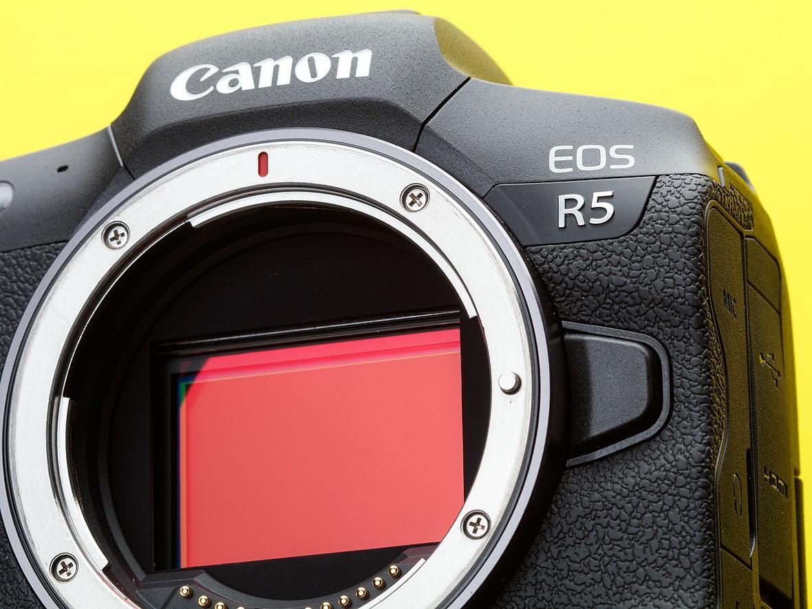 Canon R5 : Tout savoir sur le boitier 7