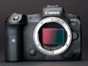 Canon R5: todo sobre la cámara