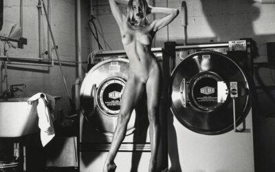 Helmut Newton photographe